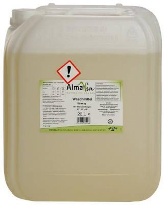 AlmaWin Waschmittel flüssig 20 Liter