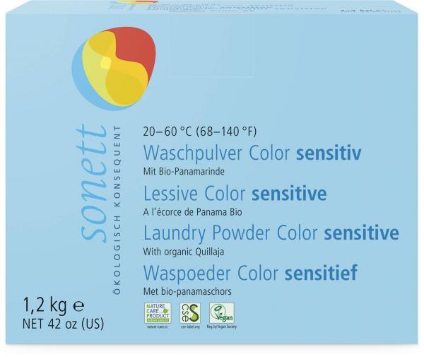Sonett Waschpulver Color sensitiv 1.2 kg