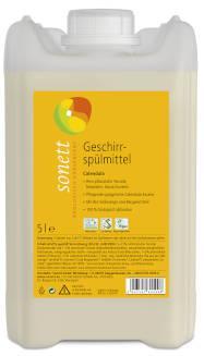 Sonett Geschirrspülmittel Calendula 5 Liter