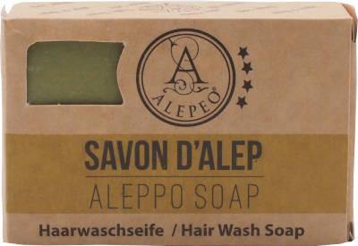 ALEPEO Aleppo Haarwaschseife 7 Kostbarkeiten 100 g