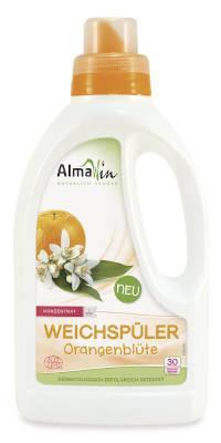 AlmaWin Weichspüler Orangenblüte vegan 0.75 Liter