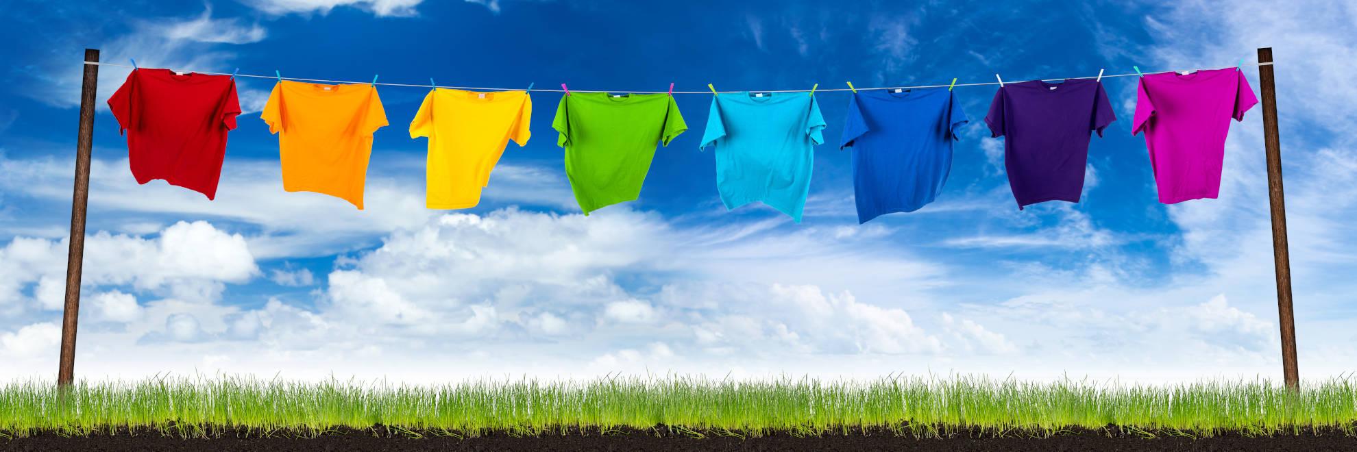 Umweltbewusst Wäsche waschen - die 7 besten Tipps