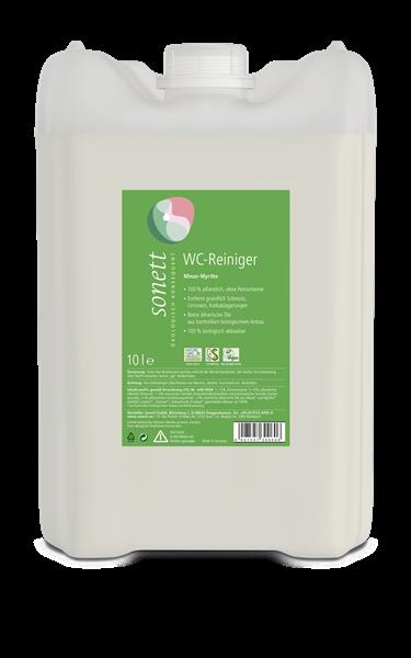 Sonett WC Reiniger Minze-Myrthe 10 Liter