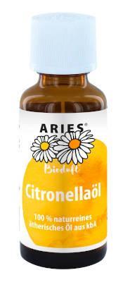 ARIES Bio Citronella Öl 30 ml