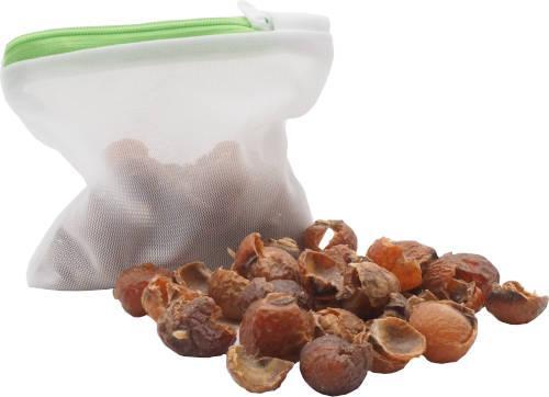 NATURHAUS Bio Waschnuss Schalen Test Set