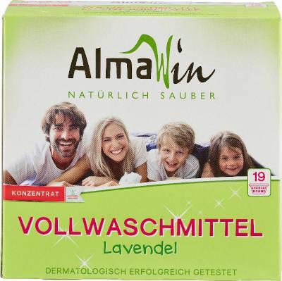 AlmaWin Vollwaschmittel Pulver 1.08 kg