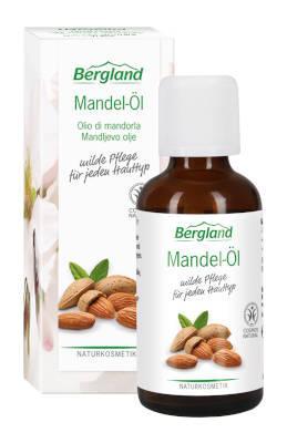 Bergland Mandel-Öl 50 ml