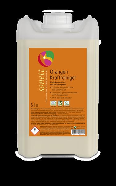 Sonett Orangenkraftreiniger 5 Liter