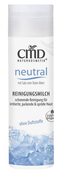 CMD Neutral Reinigungsmilch mit Salz vom Toten Meer 200 ml