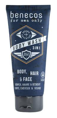 benecos Body Wash 3in1 200 ml
