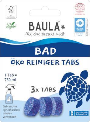 BIOBAULA Badreiniger Tabs