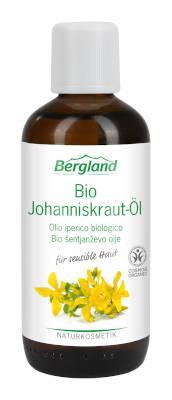 Bergland Bio Johanniskraut-Öl 100 ml