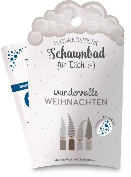 la vida Schaumbad Wundervolle Weihnachten 40 ml
