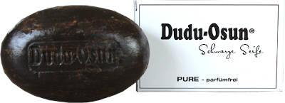 Dudu-Osun schwarze Seife Pure, 25 g