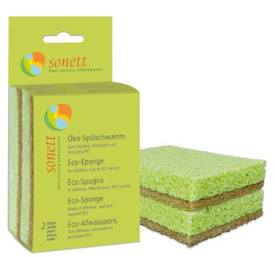 Sonett Öko-Spülschwamm 2er Pack