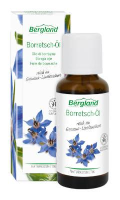 Bergland Borretsch-Öl 30 ml