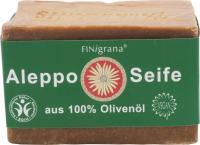 FINigrana Aleppo Seife aus 100% Olivenöl 200 g