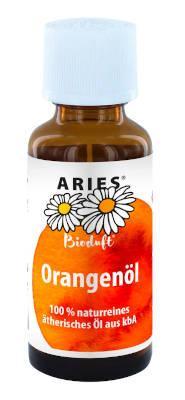 ARIES Bio Orangenöl 30 ml