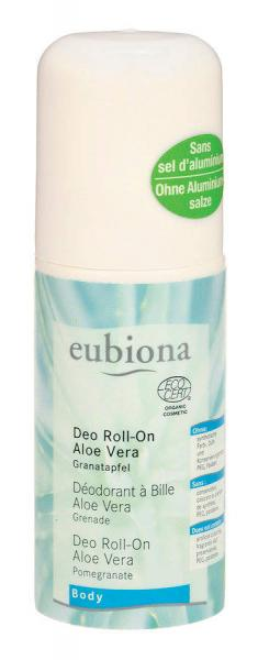 Eubiona Deo-Roller Aloe Vera 50 ml
