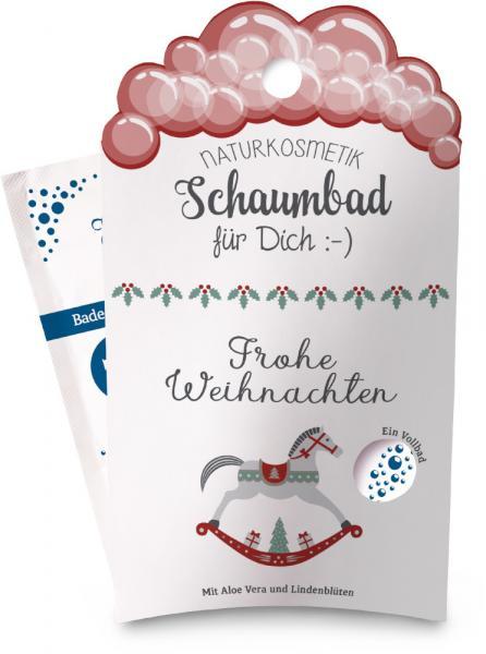 la vida Schaumbad Frohe Weihnachten 40 ml