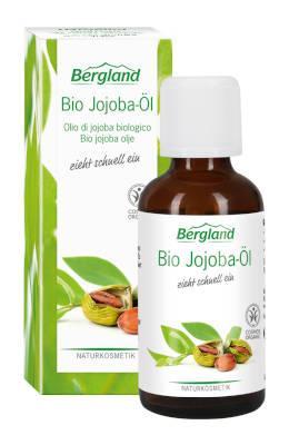 Bergland Bio Jojoba-Öl 50 ml
