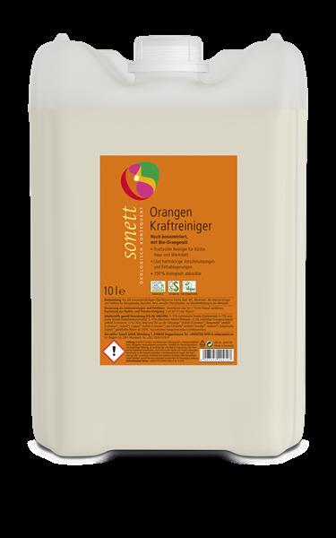 Sonett Orangenkraftreiniger 10 Liter