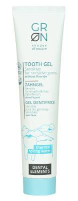 GRN Zahngel Sensitiv Thermalwasser 75 ml
