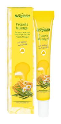 Bergland Propolis Mundgel 13.5 ml