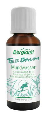 Bergland Teebaum Mundwasser 30 ml