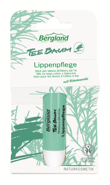 Bergland Teebaum Lippenpflege-Stift 4.8 g