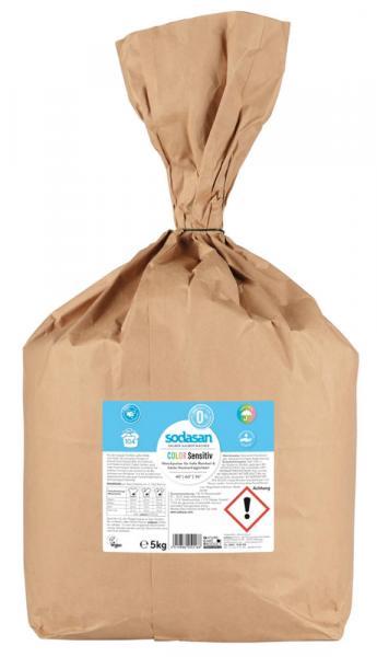 SODASAN Color Waschpulver Sensitiv 5kg