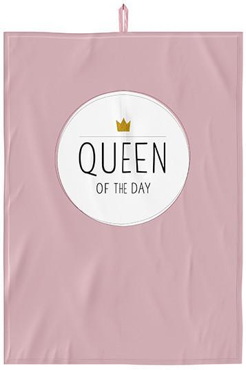 la vida Geschirrtuch Queen of the Day