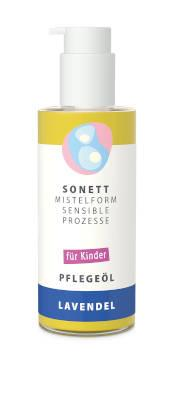 Sonett Mistelform Kinder Pflegeöl Lavendel 145 ml