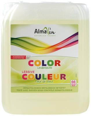 AlmaWin Color Flüssigwaschmittel Lindenblüte 5 Liter