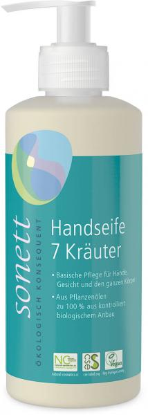Sonett Handseife Kräuter 300 ml