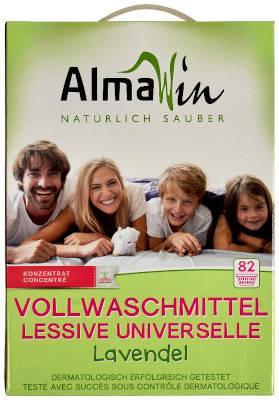 AlmaWin Vollwaschmittel Pulver 4.6 kg