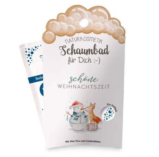 la vida Schaumbad Schöne Weihnachten 40 ml