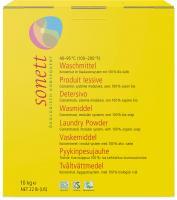 Sonett Waschmittel Pulver Baustein I 10 kg