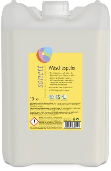Sonett Wäschespüler 10 Liter