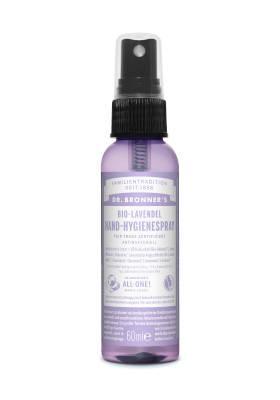 Dr Bronners Hygienespray Bio Hand Lavendel 60 ml