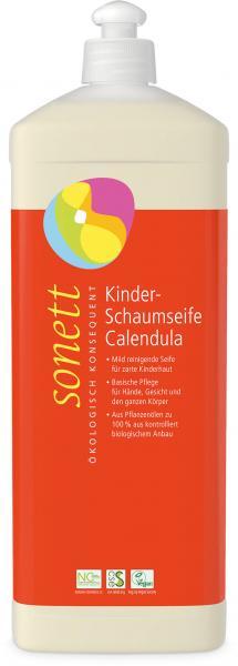 Sonett Kinder-Schaumseife Calendula 1 Liter