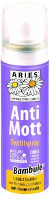 ARIES Anti Mott Textilspray 200 ml