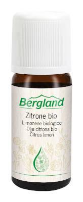 Bergland Zitrone bio10 ml